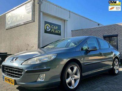 tweedehands Peugeot 407 1.8-16V XR Pack
