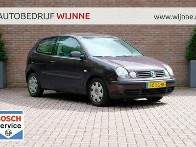 tweedehands VW Polo 1.4-16V 75pk Aut. Comfortline