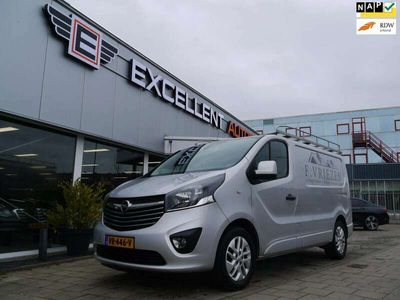 tweedehands Opel Vivaro 1.6 CDTI L1H1 Edition EcoFlex - Airco - Navigatie