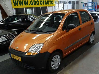 tweedehands Chevrolet Matiz 0.8 Pure NAP 93933 KM