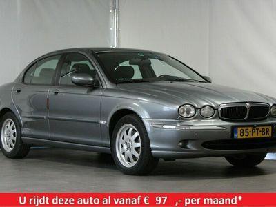 tweedehands Jaguar X-type 2.5 V6 4WD / Youngtimer / Cruise Contr. / Trekhaak