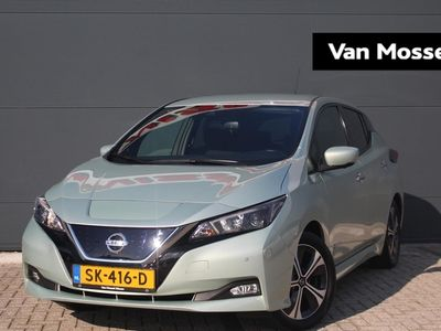 tweedehands Nissan Leaf Έlectric 40kWh 2.Zero Edition / 1e Eigenaar