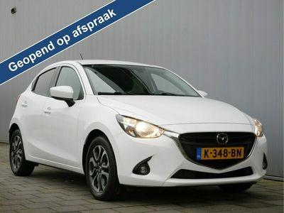 tweedehands Mazda 2 1.5 90pk Skyactiv-G TS+ Airco-ECC / Navigatie / DAB-radio