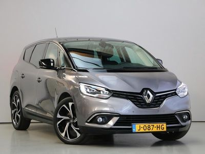 """tweedehands Renault Grand Scénic SCÉNICTCe 140pk EDC/Aut.7 Intens 7-Persoons   8,7"""" Navi   Led Koplampen   Clima   Cruise   Camera"""