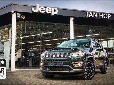 tweedehands Jeep Compass LIMITED | AUT | Techno Green | Panodak