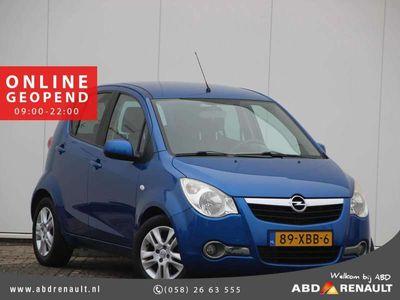 tweedehands Opel Agila Edition | airco | Lichtmetalen velgen | Toerentell