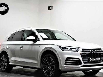 tweedehands Audi Q5 2.0 TFSI quattro S-Line/Virtual/Head up/Camera