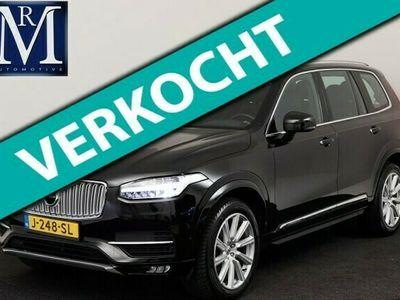 tweedehands Volvo XC90 2.0 D5 AWD Inscription ALL-IN PRIJS | 7 SITPLAATSE