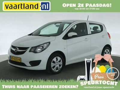 tweedehands Opel Karl 1.0 ecoFLEX Edition [Airco Bluetooth Cruise contro