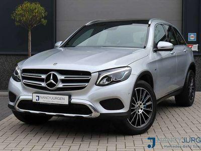 tweedehands Mercedes GLC350 350e 4MATIC Hybride/Benzine Exclusive El. Panodak