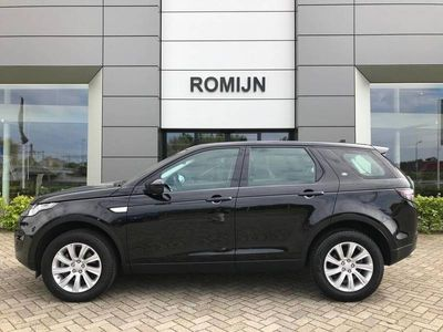 tweedehands Land Rover Discovery Sport 2.0 TD4 150 pk 4WD HSE Automaat