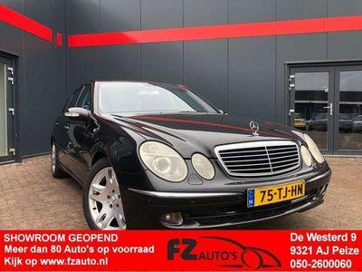 tweedehands Mercedes E320 CDI Avantgarde