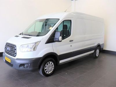 tweedehands Ford Transit 2.0 TDCI 130PK L3H2 - Airco - Cruise - PDC - € 13.