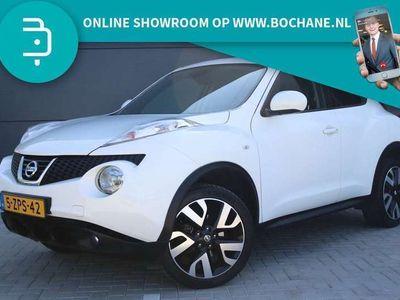 tweedehands Nissan Juke 1.6 Tekna   NAVI   CAMERA   FULL OPTIONS !!