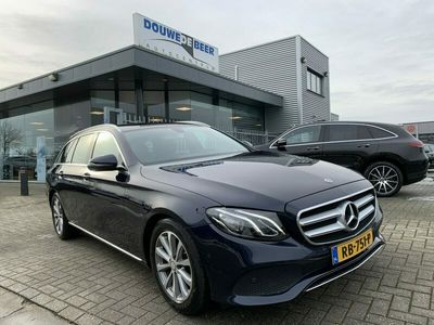 tweedehands Mercedes 200 E-KLASSE EstateAvantgarde 18600km|Widescreen|Burmeister|Camera