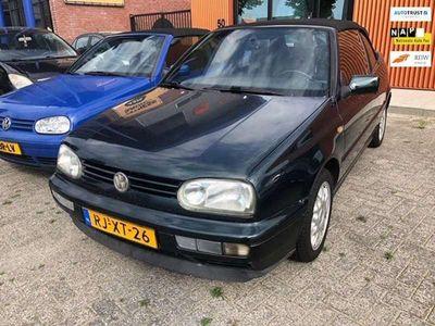 tweedehands VW Golf Cabriolet 1.8 APK 2021 / LEES TEKST !