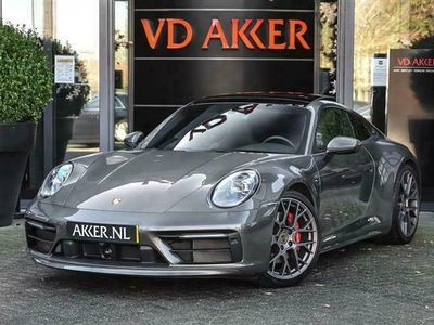 tweedehands Porsche 911 4S SPORTDESIGN+LIFTSYST.+GLAS DAK+4WSTURING NP.219K