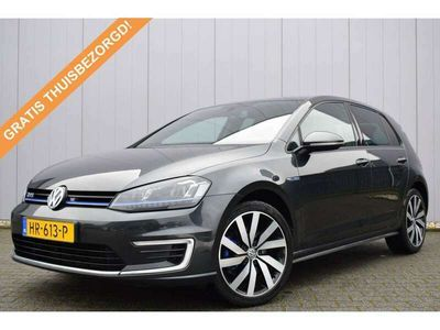 tweedehands VW Golf 1.4 TSi DSG GTE Sportstoelen, LED, Full Map Navi,