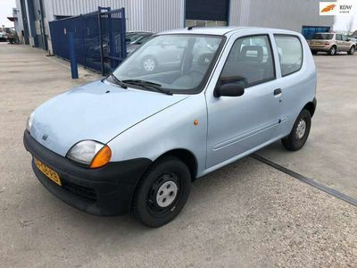 tweedehands Fiat Seicento 1100 ie Young / APK 02-08-2021 / inruil koopje