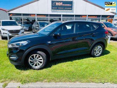 tweedehands Hyundai Tucson 1.6 T-GDi Comfort NAVI / CAMERA / 1900kg trekgewic