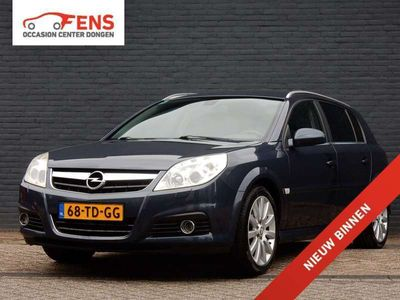 tweedehands Opel Signum 2.2-16V Executive LEER! AIRCO! NAVI! TREKHAAK! STO