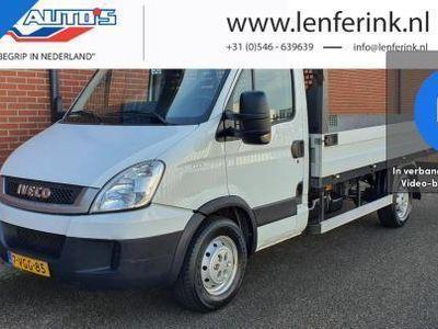 tweedehands Iveco Daily 35S18 180 pk Pick Up / Open Laadbak LxBxH 410x207x