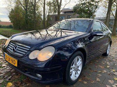 tweedehands Mercedes C220 Coupé CDI Sports