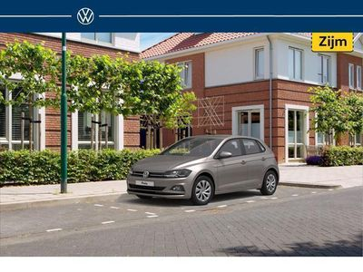tweedehands VW Polo 1.0 TSI 95PK HandgeschakeldComfortline Business   Navigatie   Park Assist   Getint glas  