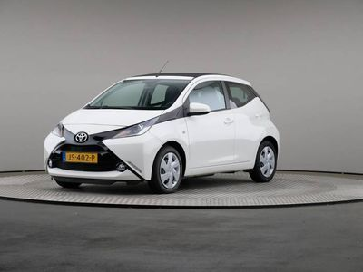 tweedehands Toyota Aygo 1.0 VVT-i 5d x-wave, Airconditioning, Canvasdak