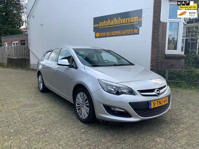 tweedehands Opel Astra Sports Tourer 1.4 Turbo LPG Design Edition Lpg Navi *NW APK*