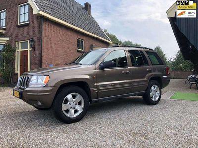 tweedehands Jeep Grand Cherokee 4.7i V8 Limited 1e eigenaar (Belgie)