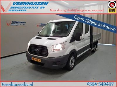 tweedehands Ford Transit 2.2TDCI Pick-Up Dubbele Cabine Airco