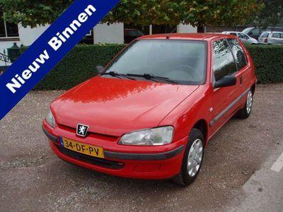 tweedehands Peugeot 106 1.1 Accent **NIEUWE APK**INRUILKOOPJE**