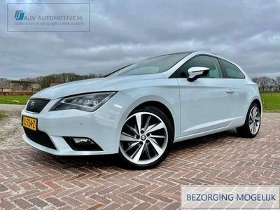 """tweedehands Seat Leon SC 1.0 TSI STYLE CONNECT FR FULL LED 18"""" PANORAMAD"""