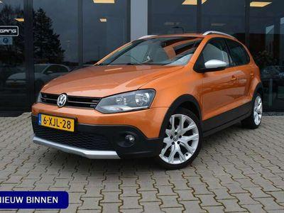 tweedehands VW Polo Cross 1.2 TSI | Dealer Onderhouden | 17 Inch | Cru