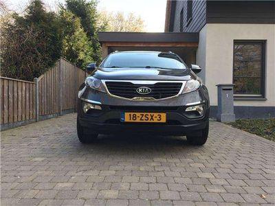 tweedehands Kia Sportage 1.7 CRDI X-ecutive +/NL TOP AUTO/ABS/APK