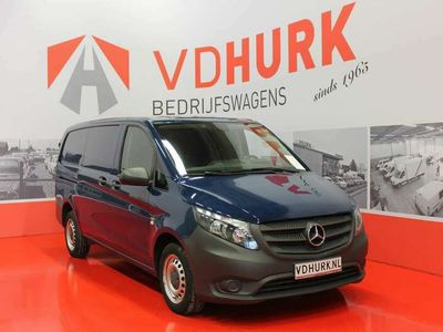 tweedehands Mercedes Vito L2H1 Deuren/Cruise/Airco/PDC