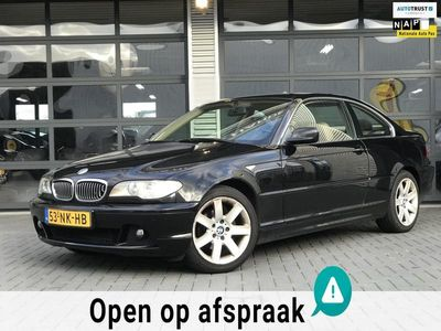 tweedehands BMW 318 3-SERIE Coupe Ci COUPE AIRCO LEER LM VELGEN