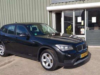 tweedehands BMW X1 SDrive16d Upgrade Edition*leer*navi*