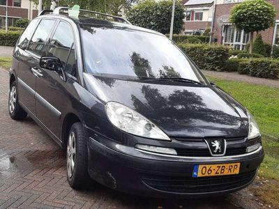 tweedehands Peugeot 807 2.2 HDiF SR Premium 7 zits