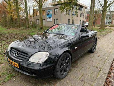 tweedehands Mercedes SLK200