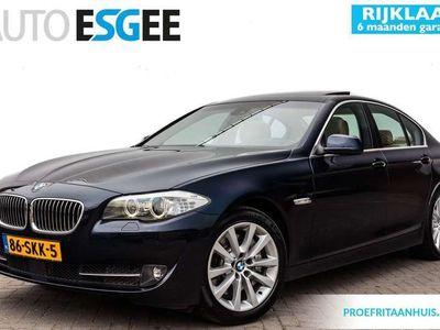 tweedehands BMW 525 525 d High Executive | Leder | Navigatie | Xenon |