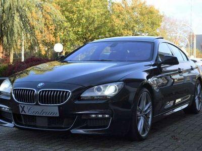 tweedehands BMW 640 6-serie-gran-coupe d High Executive M Sport / B&O / ACC / Vol
