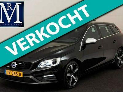 tweedehands Volvo V60 2.0 T4 Business Sport Automaat | Navigatie | RIJKLAAR | INCL 6 MND BOVAG GARANTIE |