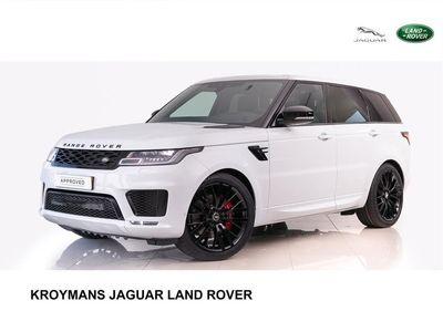 tweedehands Land Rover Range Rover Sport 2.0 P400e HSE Dynamic 2 JAAR GARANTIE 2 JAAR GARANTIE
