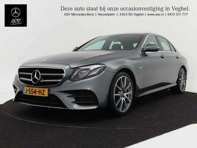 tweedehands Mercedes E200 Business Solution Sport AMG-Line, Klasse 3 alarm,