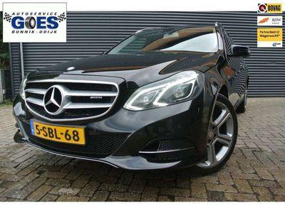 tweedehands Mercedes E250 Estate AMG Edition 7p