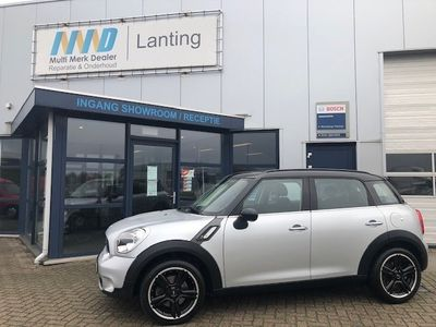 tweedehands Mini Cooper S Countryman 1.6 automaat