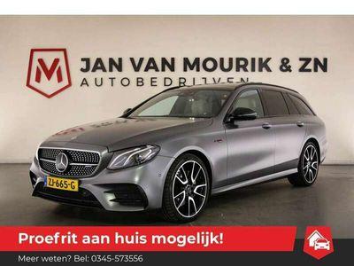tweedehands Mercedes E43 AMG AMG Estate 4MATIC Premium Plus | 402 PK | PANORAMADAK