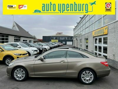 tweedehands Mercedes 250 E-KLASSE CoupéCGI Elegance Automaat * 110.295 Km * Panoramadak * Climatronic *